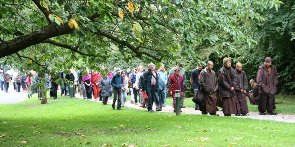 Mindful Peace Walk, 10 June 2018