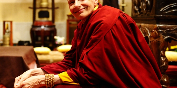 Online Zoom Q & A with Jetsunma Tenzin Palmo, 30 October 2021